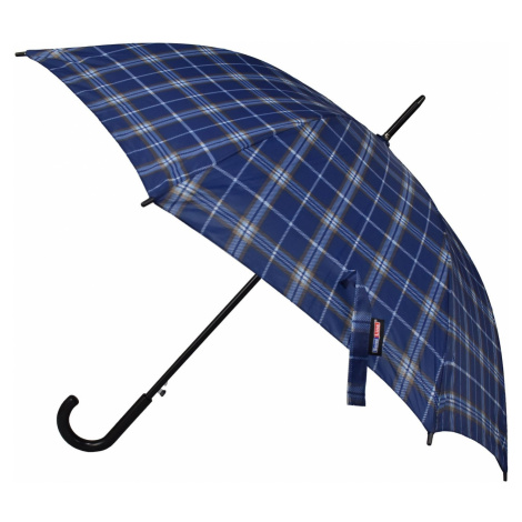 Semiline Unisex's Long Auto Open Umbrella 2508-7