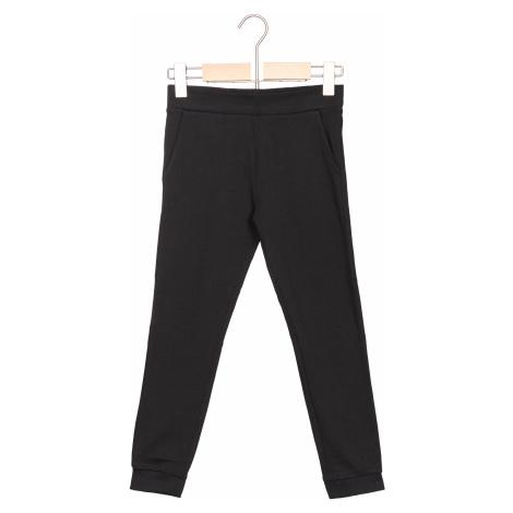 Guess Spodnie dresowe dziecięce Czarny