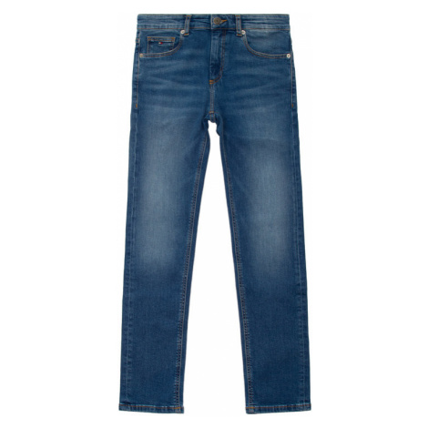 Chłopięce spodnie i jeansy Tommy Hilfiger