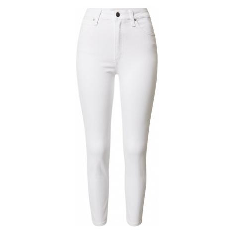 Calvin Klein Jeans Jeansy biały denim