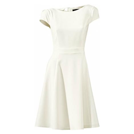 Heine Sukienka koktajlowa perłowo biały