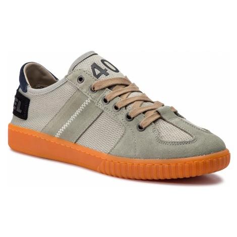 Sneakersy DIESEL - S-Millenium Lc Y01841 PS237 H7129 Rock Ridge/Midnight