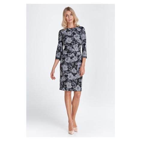 Colett Woman's Dress Cs03 Flowers
