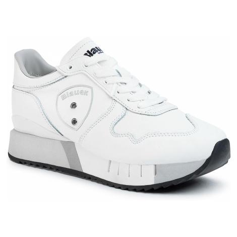 Sneakersy BLAUER - S0MYRTLE02/Lea White