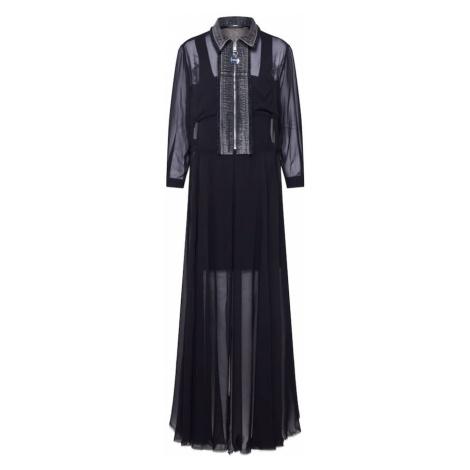 DIESEL Sukienka koszulowa 'D-RAHAN-A' czarny