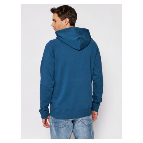 Quiksilver Bluza Everyday EQYFT04138 Niebieski Regular Fit