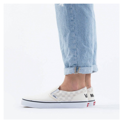 Buty damskie sneakersy Vans x MoMA Classic Slip-On VN0A4UH80IC