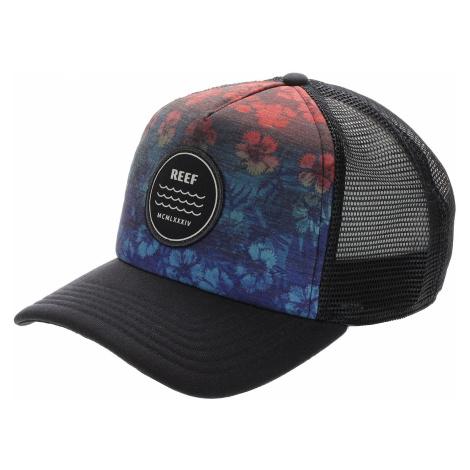 czapka z daszkiem Reef Aztec Trucker - Blue