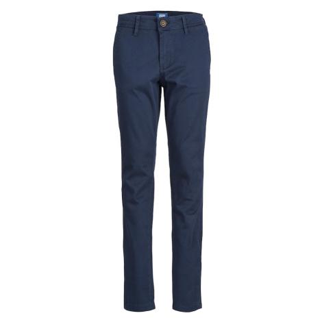 Jack & Jones Junior Spodnie niebieski