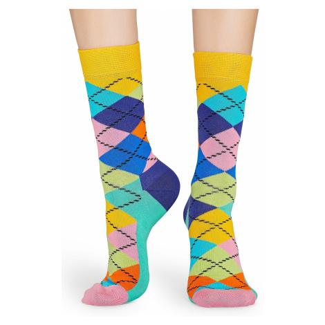 skarpetki Happy Socks Argyle - ARY01-2200