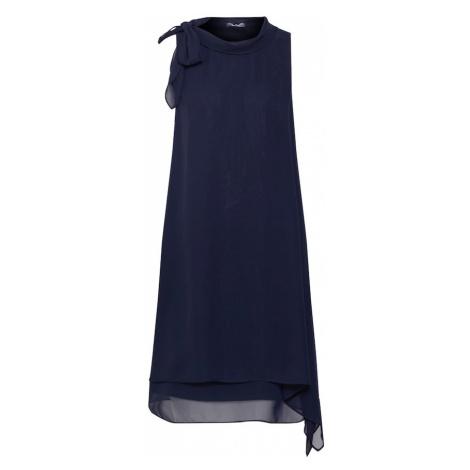 Vera Mont Sukienka koktajlowa ciemny niebieski