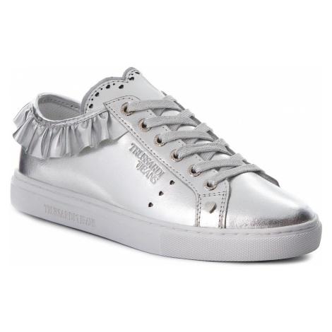 Sneakersy TRUSSARDI JEANS - 79A00232 M020