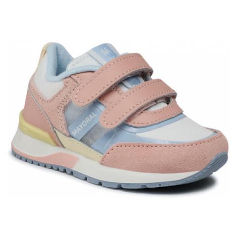 Mayoral Sneakersy 41244 Różowy