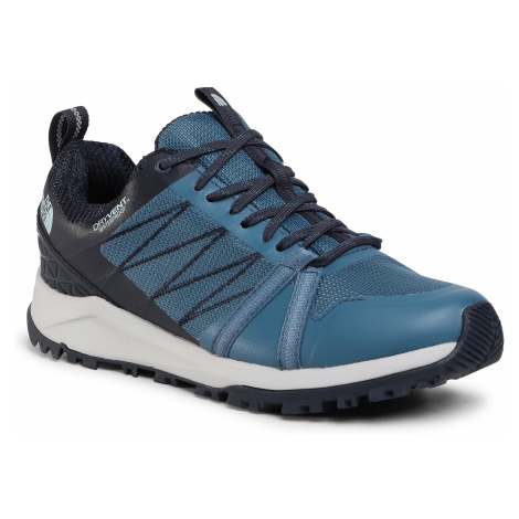 Trekkingi THE NORTH FACE - Litewave Fastpack II Wp NF0A4PF4TB51 Mallard Blue/Aviator Navy