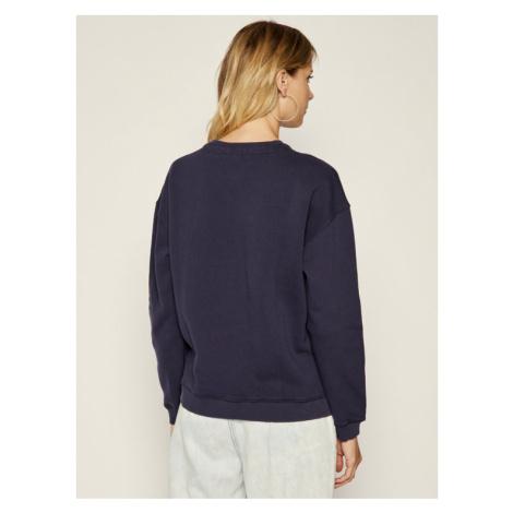 Pepe Jeans Bluza PL580546 Granatowy Regular Fit