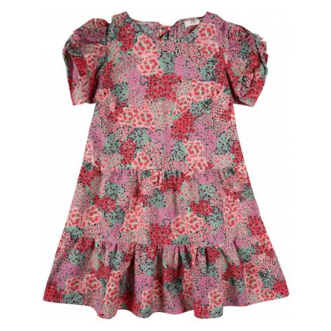 River Island Petite Sukienka różowy pudrowy / zielony