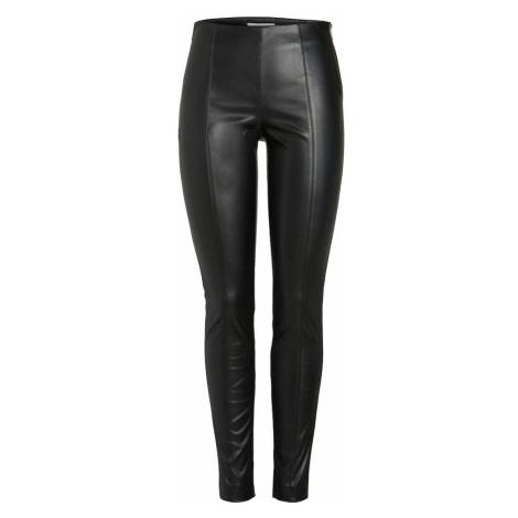 PIECES Spodnie czarny