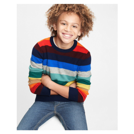 GAP Sweter dziecięcy Wielokolorowy