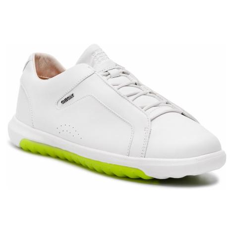 Półbuty GEOX - U Nexside A U927GA 00085 C1000 White