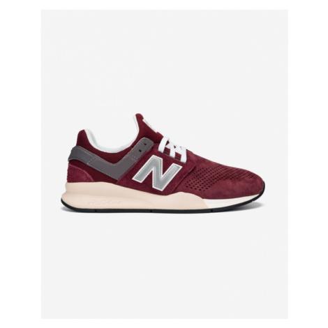 New Balance 247 Tenisówki Czerwony