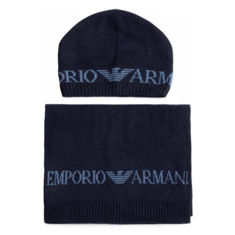 Męskie szale i chusty Armani
