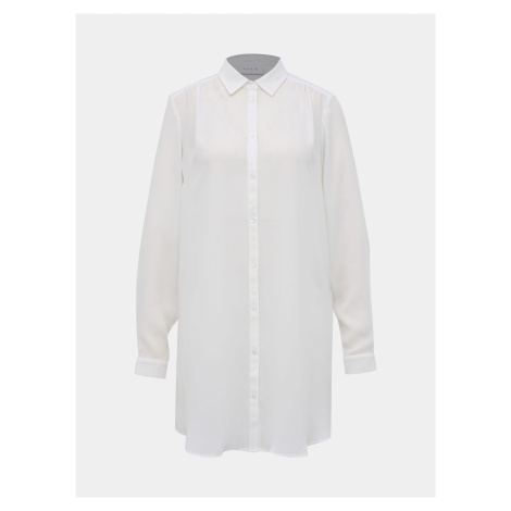 Biała długa koszula VILLA Lucy Vila
