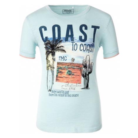 Primigi T-Shirt Jersey Fiammato 43222141 Zielony Regular Fit