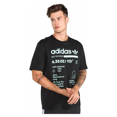 adidas Originals Kaval Koszulka Czarny