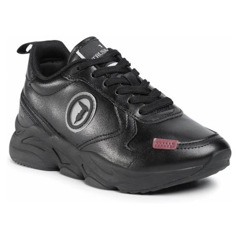 Sneakersy TRUSSARDI JEANS - 79A00544 K299