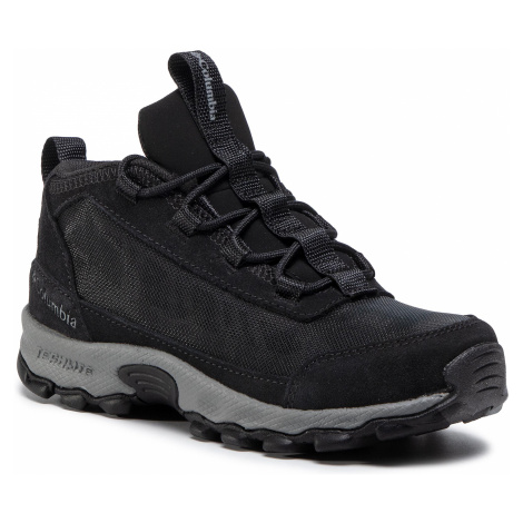 Trekkingi COLUMBIA - Youth Flow Borough BY0129 Black/Monument 010