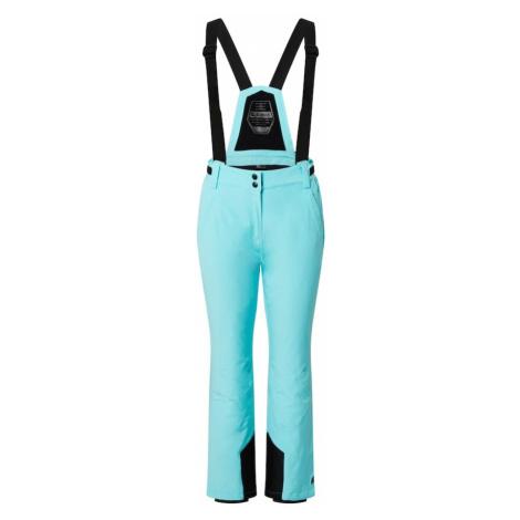 KILLTEC Spodnie outdoor 'Erielle' aqua / czarny