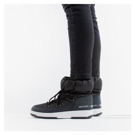 Buty dziecięce Moon Boot Low Nylon WP 34051800 001