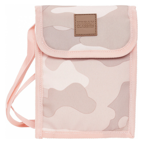 torba Urban Classics Neck Pouch Oxford/TB2144 - Rose Camouflage