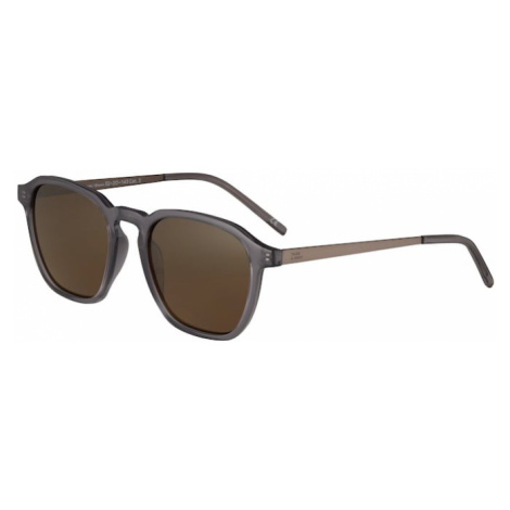 TAKE A SHOT Okulary przeciwsłoneczne 'Damien: Ash Crystal - Braun' przezroczysty / brązowy