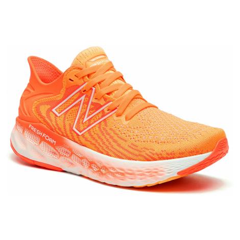 Buty NEW BALANCE - W1080C11 Pomarańczowy