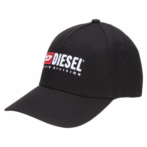 Diesel Cakerym-Max Czapka z daszkiem Czarny
