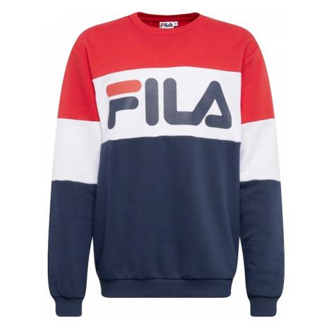 FILA Bluzka sportowa ciemny niebieski / czerwony / biały