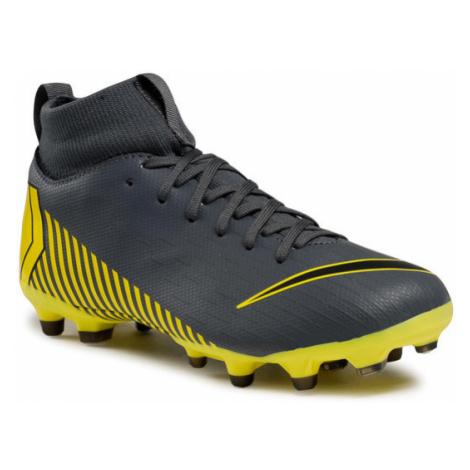 Nike Buty Jr Superfly 6 Academy Gs AH7337 070 Szary
