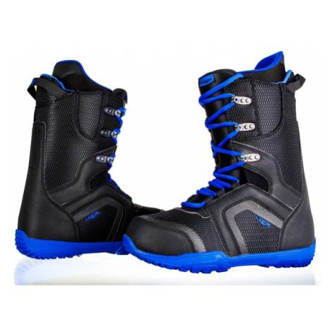 Buty snowboardowe | Czarne/Niebieskie Fairair black Woox