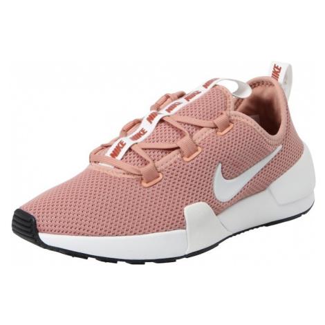 Nike Sportswear Trampki niskie 'Ashin' różany / biały