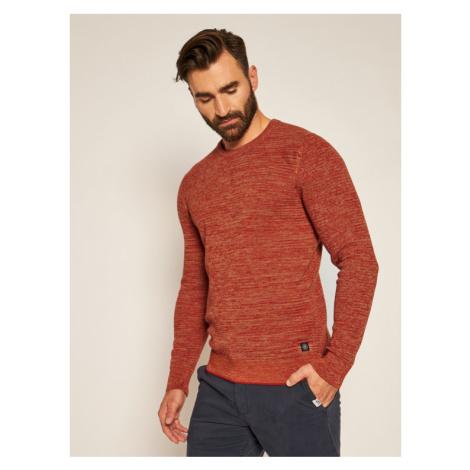 Marc O'Polo Sweter 28 506 560 226 Pomarańczowy Regular Fit