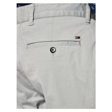 Tommy Jeans Szorty materiałowe Tjm Essential Chino DM0DM05444 Szary Regular Fit Tommy Hilfiger