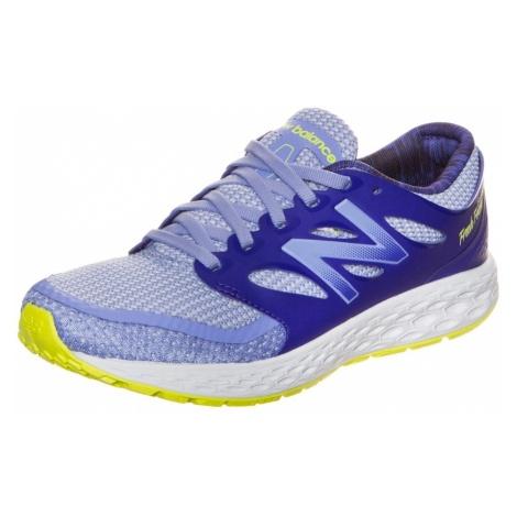 New Balance Buty do biegania 'Fresh Foam Boracay V2' niebieski / neonowo-żółty / liliowy