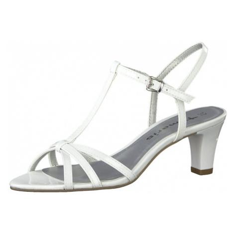 TAMARIS Sandale biały