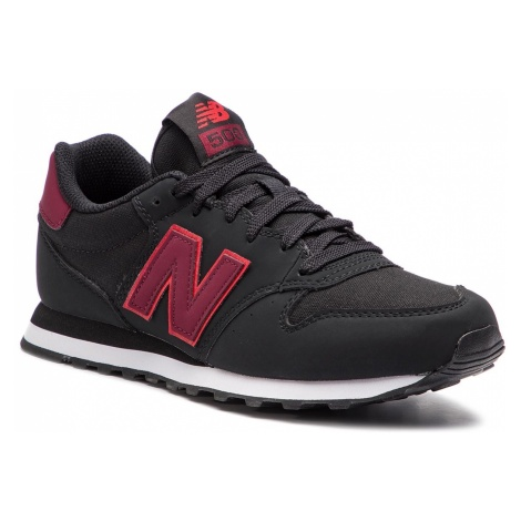Sneakersy NEW BALANCE - GM500CBB Czarny