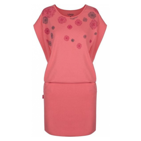 Loap ADILA różowy - Sukienka damska