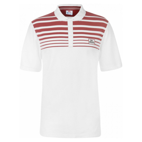 Men's polo Lonsdale Yarn Dye Stripe
