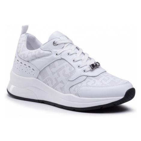 Liu Jo Sneakersy Karlie 52 BA1005 P0102 Biały