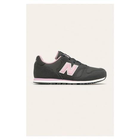 New Balance - Buty dziecięce YC373CE