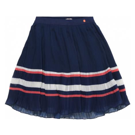 ESPRIT Spódnica atramentowy / różowy pudrowy / biały